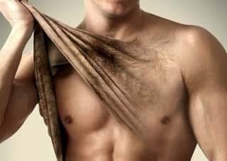 Как делать массаж при повышенном волосяном покрове?